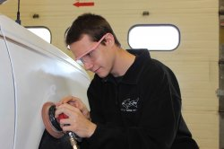 Collision Repair and Refinishing by Corey DeCota